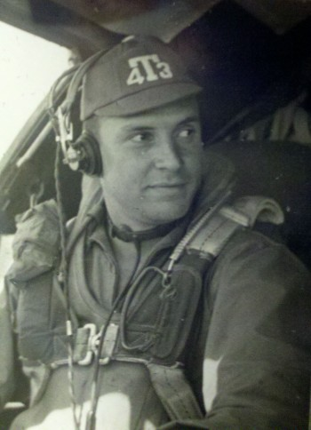 Captain H. Martin MacDonald - B-29 Commander